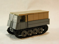 RSO/03 (Patrick_Taylor) Tags: lego military ww2 vehicle supply tracked