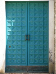 Sibenik, the doors of Prince's Palace (bettina371) Tags: museumofart sibenik princespalace