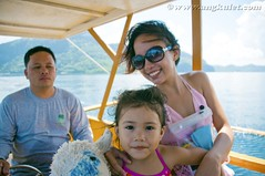 Lia and Friends (Angkulet) Tags: travel friends lia philippines elnido palawan bacuitbay entalulaisland