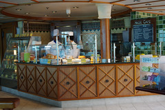 Park Cafe on Radiance of the Seas (cassamanda) Tags: radianceoftheseas parkcafe