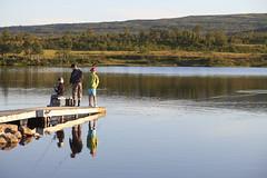 Norder Sandtjärn (Anders Sellin) Tags: summer vacation sweden sverige semester jämtland sommar fjällen storlien