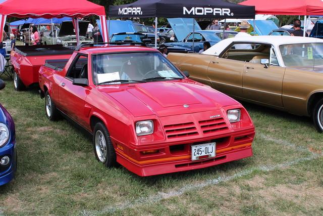 1983dodgerampagepickup moparfest2012 ©richardspiegelmancarphoto