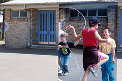 Jump rope for heart day (IslingtonVillage) Tags: abcopen:project=nat2