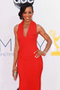 Shaun Robinson 64th Annual Primetime Emmy Awards, held at Nokia Theatre L.A. Live - Arrivals Los Angeles, California