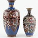 234. Two Antique Cloisonne Vases