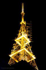Large antenna (LorenzoSacchiPadovano) Tags: light brazil building brasil architecture night saopaulo antenna paulista avenidapaulista