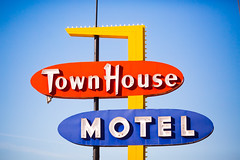 Town House Motel (Thomas Hawk) Tags: america lascruces newmexico townhousemotel usa unitedstates unitedstatesofamerica motel neon fav10 fav25 fav50