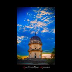 Qutb Shahi Tombs, Hyderabad (anoob backer) Tags: qutbshahitombs qutb shahi tombs seven