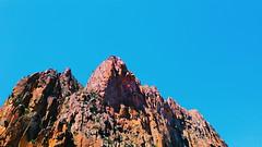 The Peak (unluckysteak) Tags: photo photograghy photogragher photogragh phone mobilephone mobile android mount mountain mountains mountainrange peak hill summit sky skies blue bluesky rock rocks erzurum turkey lg lgg4 g4 vsco vscocam