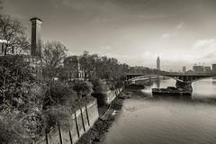London Nov 2015 (7) 190 (Mark Schofield @ JB Schofield) Tags: london river thames vauxhall chelsea england architecture city buildings bridge battersea power