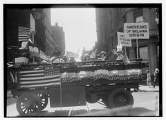July 4th (LOC) (The Library of Congress) Tags: libraryofcongress dc:identifier=httphdllocgovlocpnpggbain27395 xmlns:dc=httppurlorgdcelements11 july41918 loyaltyparade 1918 newyork 5thavenue