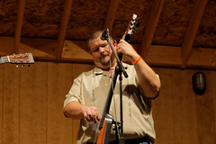 Jerry Cole (joeldinda) Tags: city milan michigan 2016 milanbluegrassfestival kccampground 3230 august iiirdtymeout bluegrass band nikon nikond500 d500
