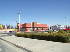 McDonald's #5125 Bakersfield, CA (COOLCAT433) Tags: mcdonalds 5125 225 n chester ave bakersfield ca