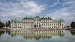 Belvedere - Vienna (And Hei) Tags: vienna belvedere wien town austria sterreich city schloss