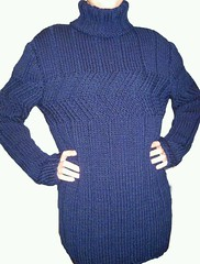 Heavy wool turtleneck (Mytwist) Tags: 1kg handmade new hand knit wool non mohair unisex sweater pulover dark blue romansscarletsail turtleneck rollneck rollkragen fetish female fashion fair fishermans timeless textured traditional retro lady style sexy sweatergirl passion cabled classic grobstrick handgestrickt handcraft heavy heritage design sweaters vintage vouge exclusive knitwear knitting navy