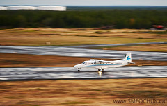 Stephen M. Fochuk C-FEQW (Stephen M. Fochuk) Tags: summitair cyzf cfeqw yellowknife nwt northwestterritories ledcor dornier228 action panning motion airplane landing aviation