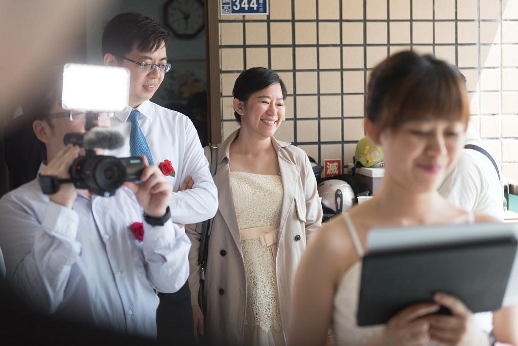 中僑花園飯店婚禮記錄雅琇與紋瑞-38