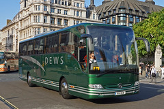 Dew, Somersham - R111 DEW (peco59) Tags: r111dew mercedesbenz mercedes tourismo dewsomersham dewscoaches psv pcv