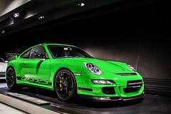 Porsche 997 GT3RS (Vgce) Tags: porsche 997 gt3rs 911 car wagen voiture vert gt sport