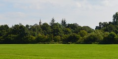 Kilmarnock-Irvine Cycle Path. Dreghorn Church. (Phineas Redux) Tags: kilmarnockirvinecyclepath ayrshirecyclepaths ayrshire scotland annickvalleyparkdreghornayrshire dreghornchurchayrshire sustranscyclepathno73