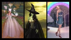 Triptych (gwen.enchanted) Tags: moldiv maitreya catwa lumae logo una snowpaws astralia analogdog silvanmoondesigns air aisling colescorner nobleproductions littlebones meadowworks runaway thelittlebranch lunarseasonaldesigns enchantment
