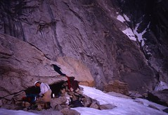 Rognon des Drus (andywalker1) Tags: andrewwalker americandirect dru petitdru chamonix alps alpineclimbing