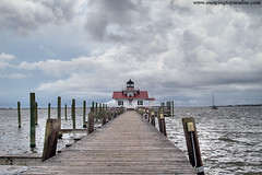 Roanoke Marshes LT+1_8375_TMW (nickp_63) Tags: storm clouds island roanoke marshes lighthouse manteo north carolina nc outer banks