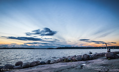 IMG_8370 (khr83) Tags: sunset finland drums lauttasaari helsinki helsingfors august