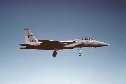 USAF F-15C 79-046 BT