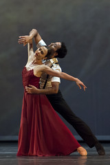 Arshak Ghalumyan y Krasina Pavlova (Gayoausius) Tags: ballet ballerina dancer staatsballett balletdancer balletphotography elisayamigos staatsballettberlin