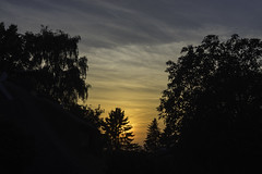 Toller Abend mit dem Carl Zeiss Biotar 2/58 (Julie s Photo s) Tags: zeiss biotar sunset sonnenuntergang himmel