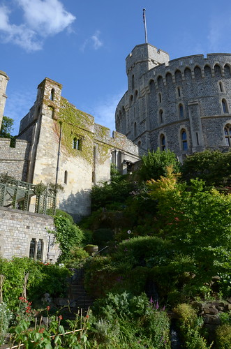 Windsor - round tower ©  Still ePsiLoN