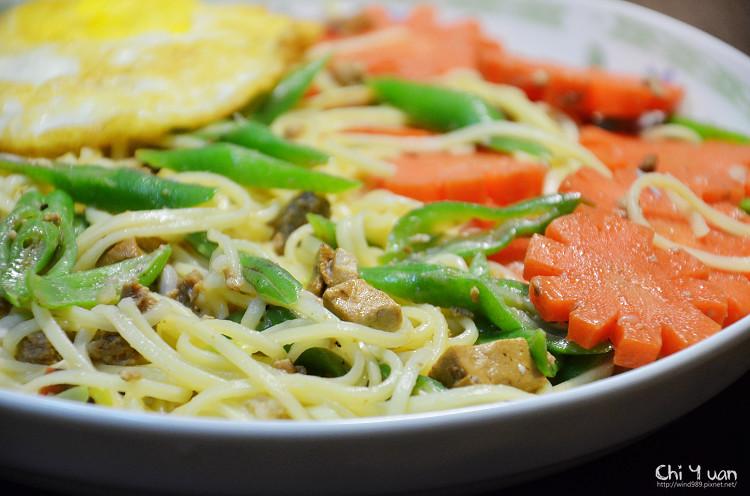 [試吃]五木拉麵。輕鬆快煮,炒麵上菜