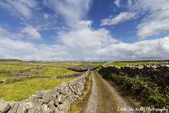 Inis Mr landscape, Aran Islands (linda_mcnulty) Tags: road ireland irish galway rural island path peaceful eire lane fields laneway stonewalls isle isolated aranislands inishmore inismor inismhor