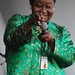 Calypso Rose @ Gallagher Park. 2012 Edmonton Folk Music Festival.