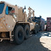 Illinois Army National Guard Soldiers provide logistical support