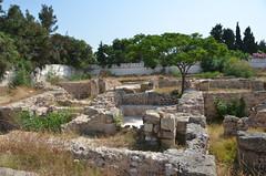 Roman-Byzantine site of Pupput (7) (Prof. Mortel) Tags: roman tunisia byzantine pupput
