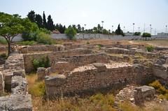 Roman-Byzantine site of Pupput (8) (Prof. Mortel) Tags: roman tunisia byzantine pupput