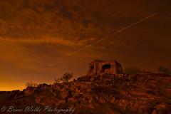 Our future? (Arizphotodude) Tags: 2012 ariz arizona az brucewolke d7000 d7k desert nikkor nikon nikond7000 landscape longexposure southmountainpark night stars jetstream