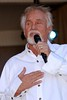 Kenny Rogers performing live at the Taste of Chicago Chicago, Illinois
