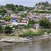 Attraverso il fiume in Saldaña