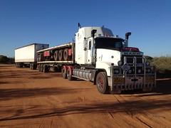 Siesta (dieseljocky) Tags: truck australia titan mack grange roadtrain sovereign