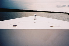 (me666) Tags: film water analog 35mm bay fuji nj contax 400 boating avalon t2 contaxt2