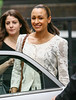 Jessica Ennis at the ITV studios London, England