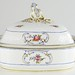 210. Fine English Decorated Porcelain Tureen