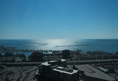 "Lake Erie from City Hall Observation Deck • <a style=""font-size:0.8em;"" href=""http://www.flickr.com/photos/59137086@N08/7840805252/"" target=""_blank"">View on Flickr</a>"
