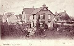 Esselmont House, Muirhead, North Lanarkshire. (Paris-Roubaix) Tags: house vintage scotland antique north scottish postcards chryston lanarkshire muirhead moodiesburn esselmont