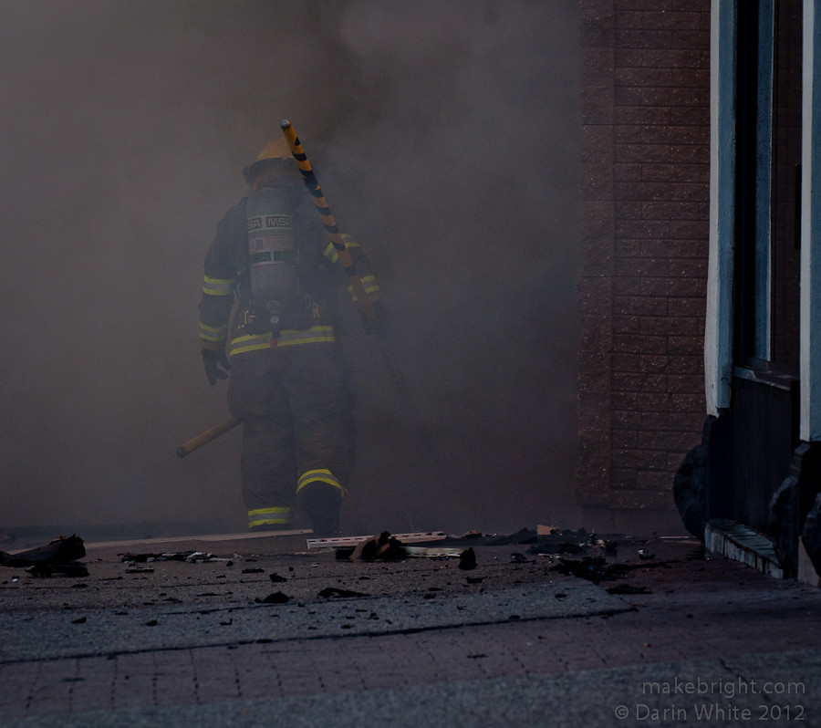 Waterloo Uptown Fire 506