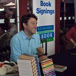 Craig Taylor book signing