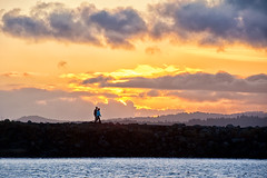 The Person She Becomes (Northern Straits Photo) Tags: sunset canada beach nature beautiful landscape bc britishcolumbia awesome victoria vancouverisland top10 mccauleypointpark northernstraitsphotography